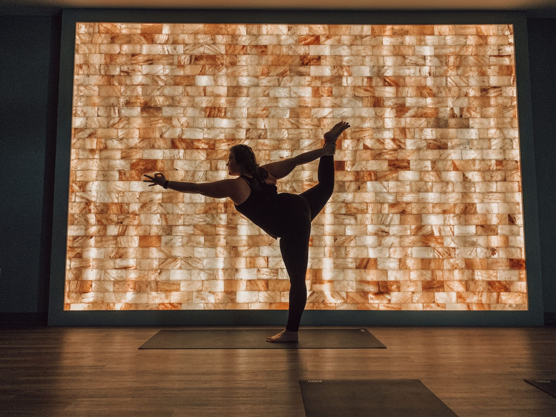 Facial Flow yoga class | Eden Salt Studio