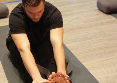 Vinyasa Flow Express   Convenient yoga class.   Yoga class at Eden