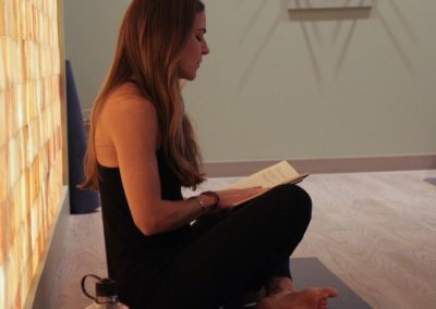 Yoga Instructor at Eden Salt Studio