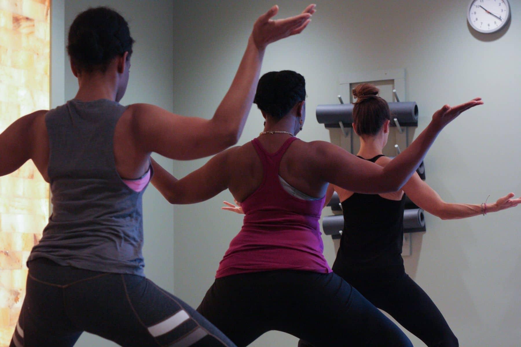 Yoga Pose | West Little Rock