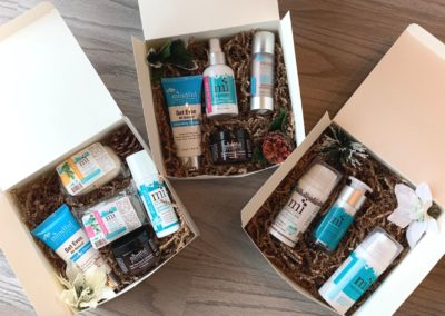 Mindful Minerals Gift Boxes | Curated by Eden Salt Studio