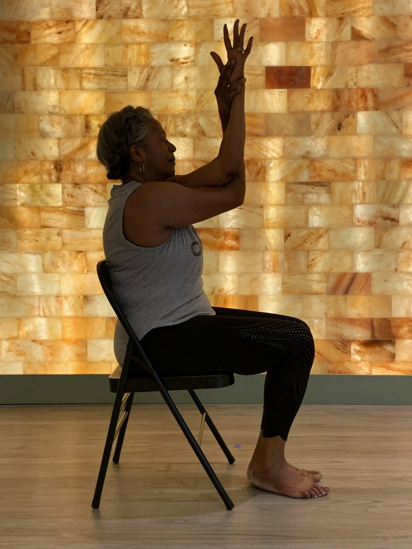 Yoga Class at Eden Salt Studio